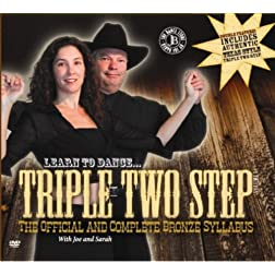 Learn to Dance Triple Two Step Volume 1