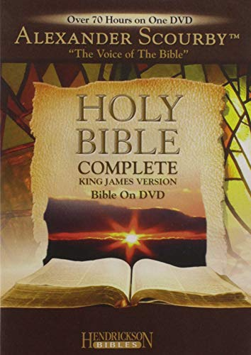 Holy Bible: Complete King James Version Bible on DVD