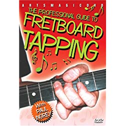 The Professional Guide to Fretboard Tapping