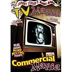 Mania! Mania!, Vol. 1: Commercial Mania/TV Mania