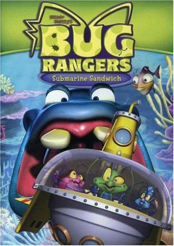 Bug Rangers - Submarine Sandwich