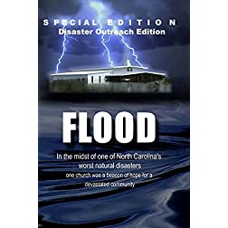 Flood - Special Edition DVD