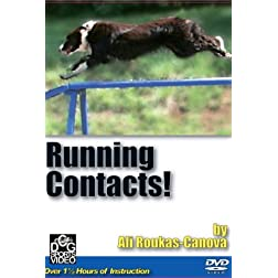 Running Contacts for Dog Agility by Ali Roukas Canova