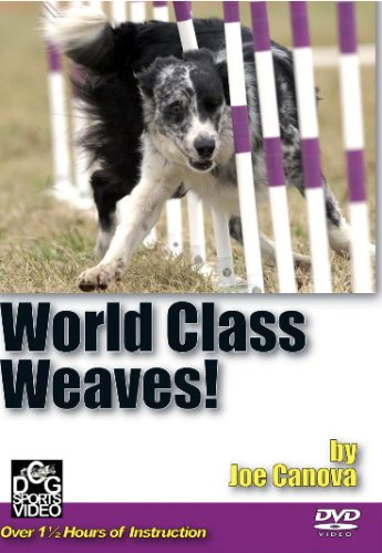 World Class Weaves for Dog Agility by Joe Canova