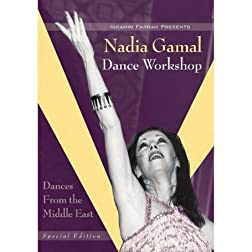 Nadia Gamal Dance Workshop