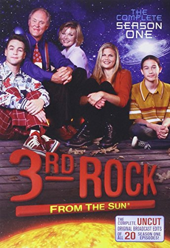3rd Rock from the Sun - The Complete Seasons 1- 6