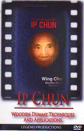 Ip Chun Wooden Dummy Techniques