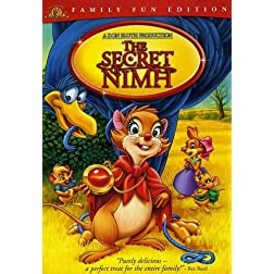 The Secret of NIMH (2-Disc Family Fun Edition)