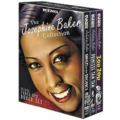 The Josephine Baker Collection (Zou Zou / Princess Tam Tam / Siren of the Tropics)