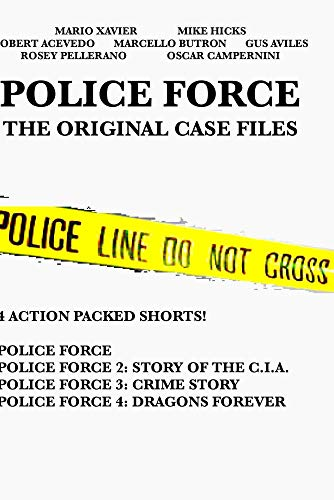 Police Force: The Original Case Files
