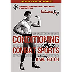 Conditioning for Combat Sport Deluxe 2 Disc Set