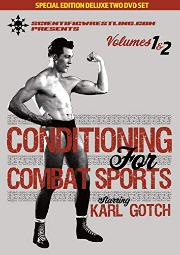 Conditioning for Combat Sport Deluxe 2 Disc Set