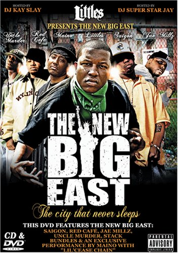 The New Big East (DVD+CD)