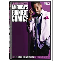 Jamie Foxx: America's Funniest Comics, Vol. 2