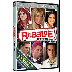 Rebelde: Tercera Temporada