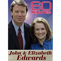 60 Minutes - John and Elizabeth Edwards (March 25, 2007)