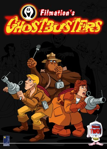 Filmation's Ghostbusters - The Animated Series, Vol. 2 (1986)