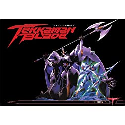 Tekkaman Blade Collection, Vol. 3