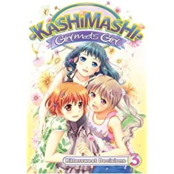 Kashimashi Girl Meets Girl, Vol. 3