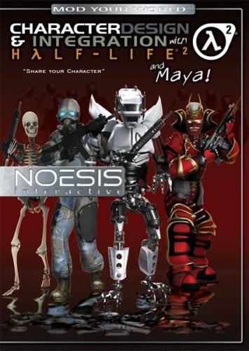 Character Design & Integration with HalfLife2 and Maya!