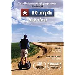 10 mph - Seattle to Boston
