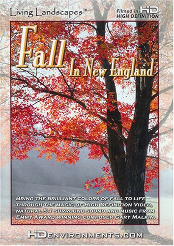 Living Landscapes: Fall in New England