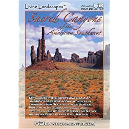 Living Landscapes: Sacred Canyons of the American Southwest