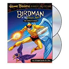 Birdman and the Galaxy Trio: The Complete Series