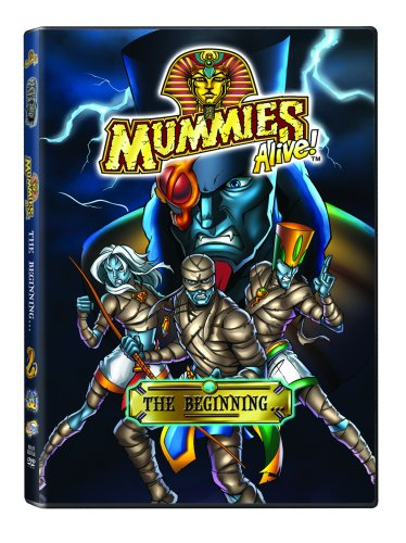 Mummies Alive: The Beginning