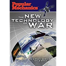 Popular Mechanics: The New Technology of War