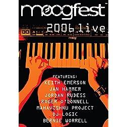 Moogfest 2006 - Live