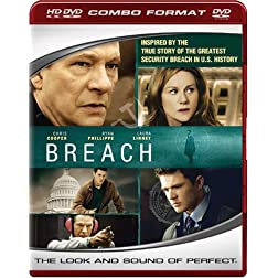 Breach (Combo HD DVD and Standard DVD) [HD DVD]