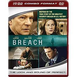 Breach (Combo HD DVD and Standard DVD) [HD DVD]