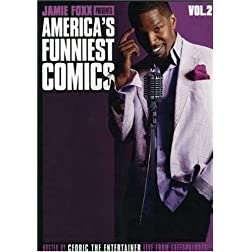 Jamie Foxx Presents America's Funniest Comics Vol. 2