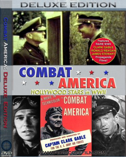 Combat America Deluxe Edition Hollywood Stars at War