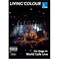 Living Colour: On Stage at World Cafe Live