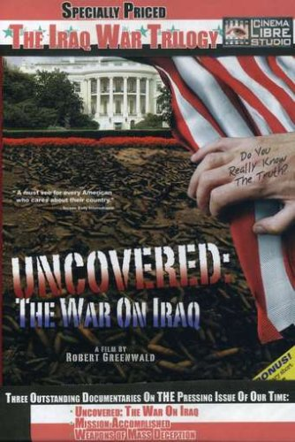 The Iraq War 3-Pak