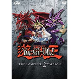 Yu-Gi-Oh: The Complete 2nd Season