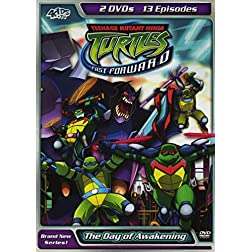 Teenage Mutant Ninja Turtles: Fast Forward - The Day of Awakening v.2