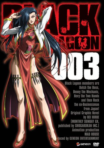 Black Lagoon, Vol. 3