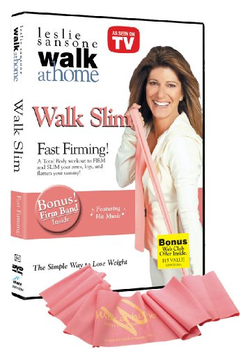 Leslie Sansone's Walk Slim - Fast Firming