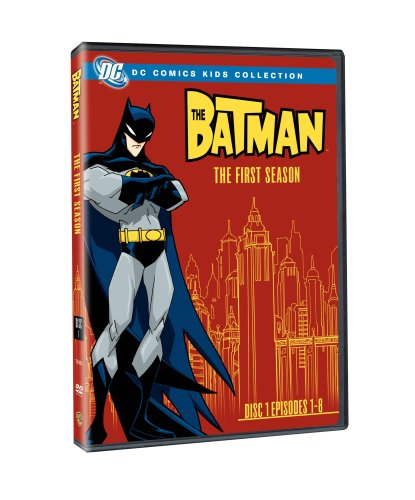 The Batman: The Complete First Season Disc 1