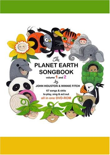Planet Earth Songbook DVD-ROM