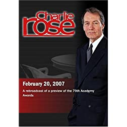 Charlie Rose (February 20, 2007)