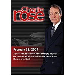 Charlie Rose (February 13, 2007)