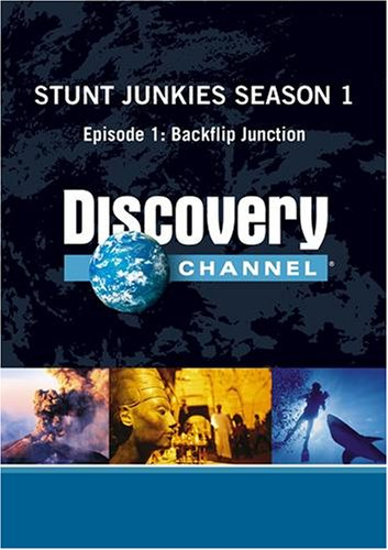 Stunt Junkies Season 1 - Episode 1: Backflip Junction