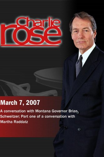 Charlie Rose (March 7, 2007)