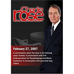 Charlie Rose (February 27, 2007)