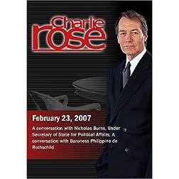 Charlie Rose (February 23, 2007)