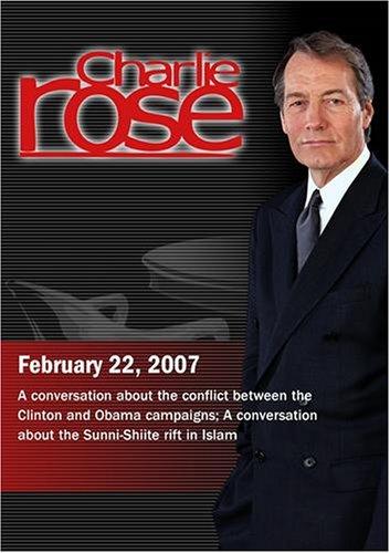 Charlie Rose (February 22, 2007)
